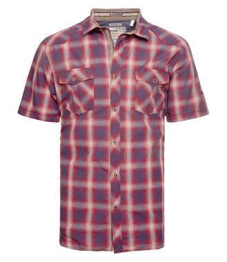 shirt 1/2 chec CCG-1902-5395 - 3/6