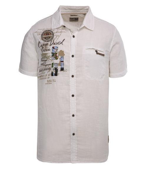 Košile CCG-1904-5413 optic white|S - 2