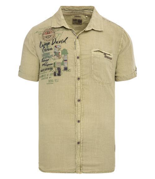 Košile CCG-1904-5413 wild khaki M - 3