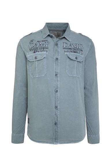 Košile CCG-1908-5064 fog blue S - 3