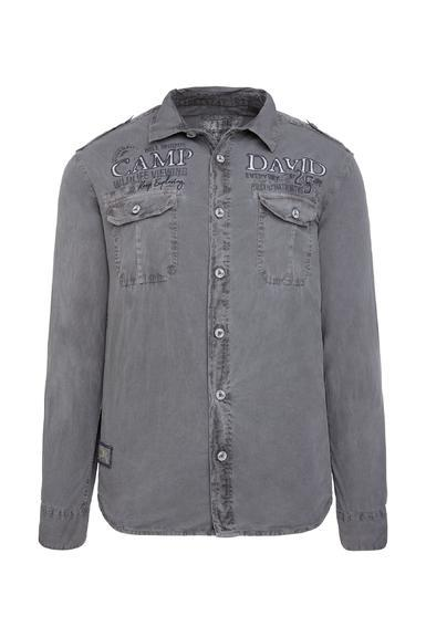 Košile CCG-1908-5064 fossil grey|S - 3