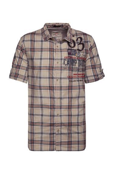 Košile CCG-1911-5461 Mud Beige|XL - 3