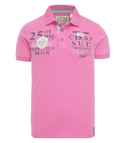 Polotričko CCU-1855-3599 deep pink|XXL - 3