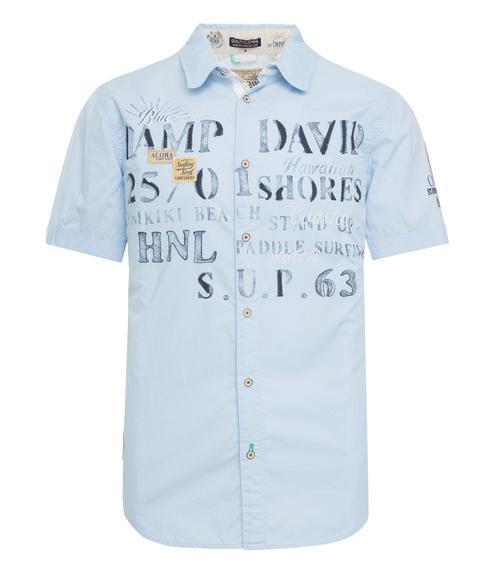 Košile Regular Fit CCU-1855-5598 summer blue|M - 3