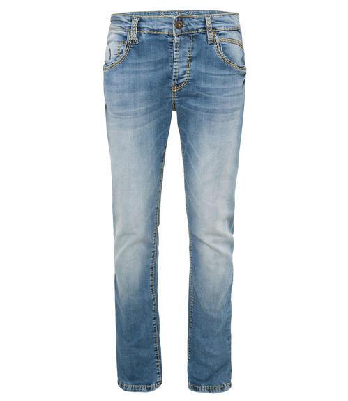 světle modré džíny 32 - 3