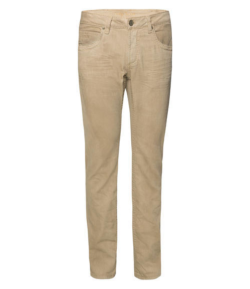 L34 Džíny Regular Fit CDU-9999-1630 Beige|32 - 3