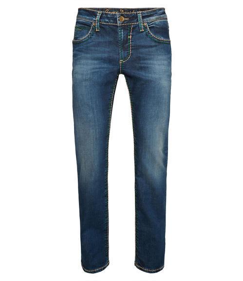 Modré džíny BootCut CDU-9999-1970|30 - 3