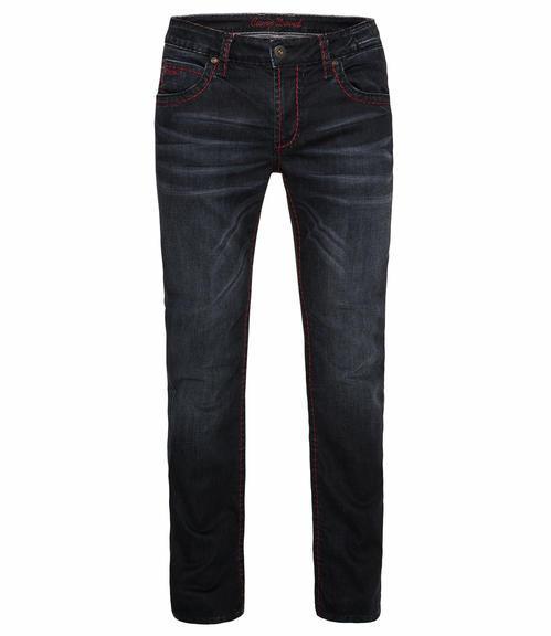 Černé džíny Bootcut CDU-9999-1971 33 - 3