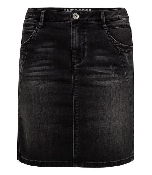 Džínová sukně SDU-1900-7399 black used S - 3