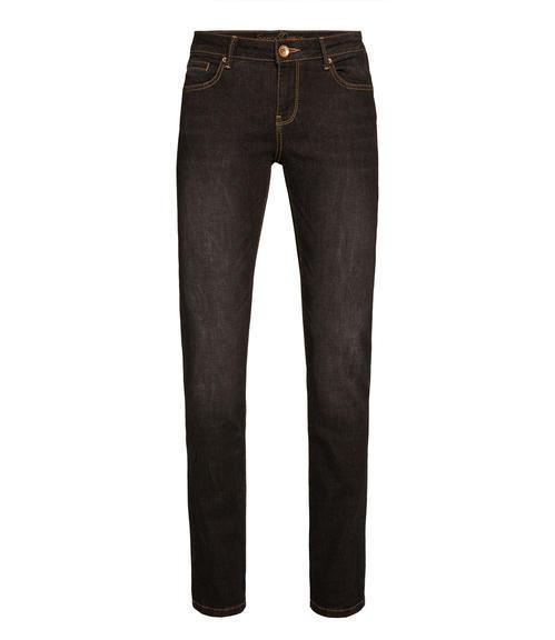 Střečové džíny SDU-9999-1609 dark grey used|27 - 3
