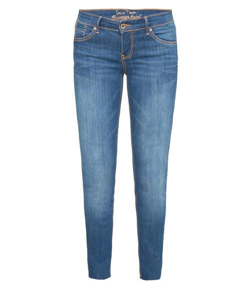 Slim Fit Jeans SDU-9999-1710 Vintage Used|26 - 3