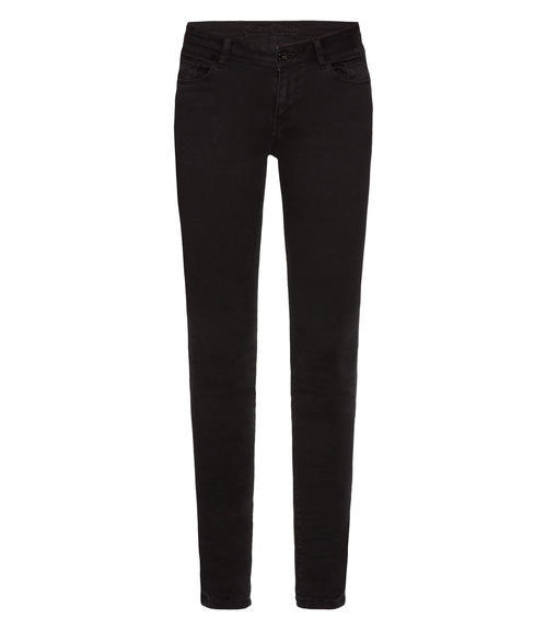 Slim Fit Jeans SDU-9999-1912 Black|25 - 3