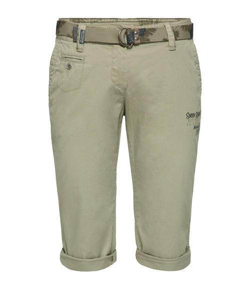 khaki capri kalhoty Soccx Tropical Traveler|XXL - 3