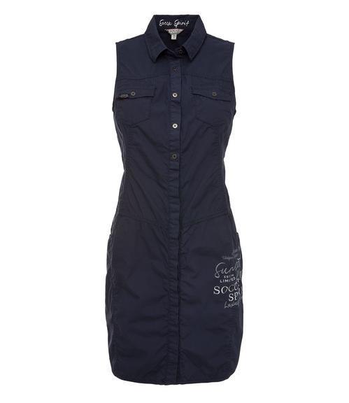 šaty SPI-1804-7215 deep blue|XS - 3