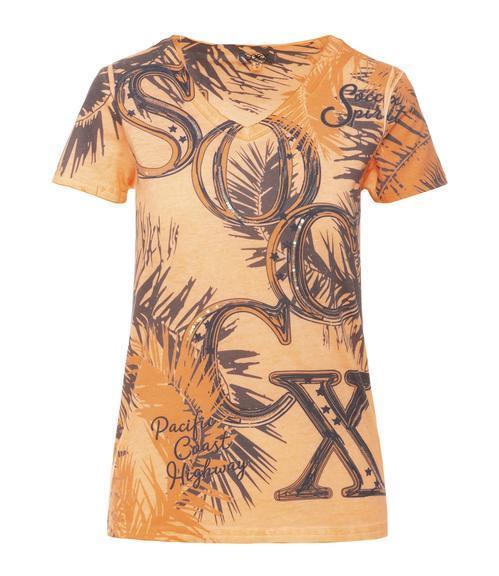Tričko SPI-1902-3152 lush orange|XXL - 3