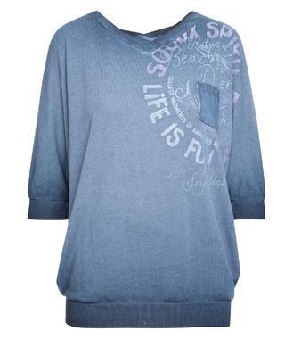 sweatshirt 1/2 SPI-1903-3521 - 3/4