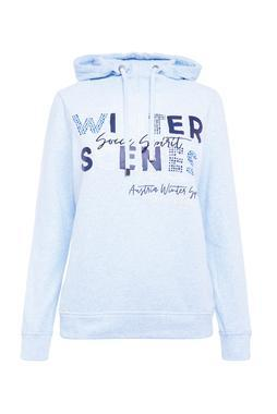 sweatshirt wit SPI-1908-3126 - 3/7
