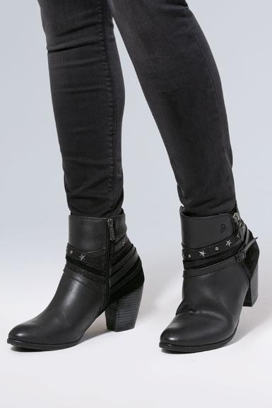 Boty SPI-1910-8237 black|39 - 3
