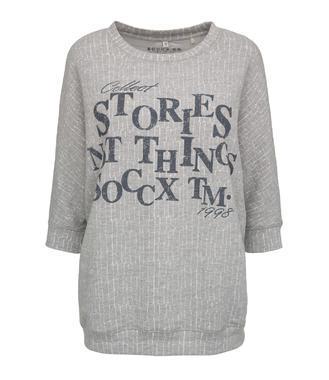 sweatshirt 3/4 STO-1609-3530 - 3/4