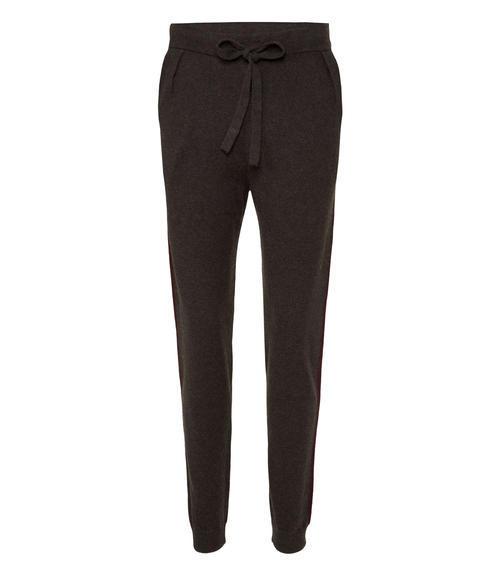 vlněné černé kalhoty S - 3
