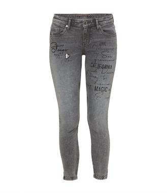 Slim Fit Jeans STO-1801-1149 grey used - 3/7