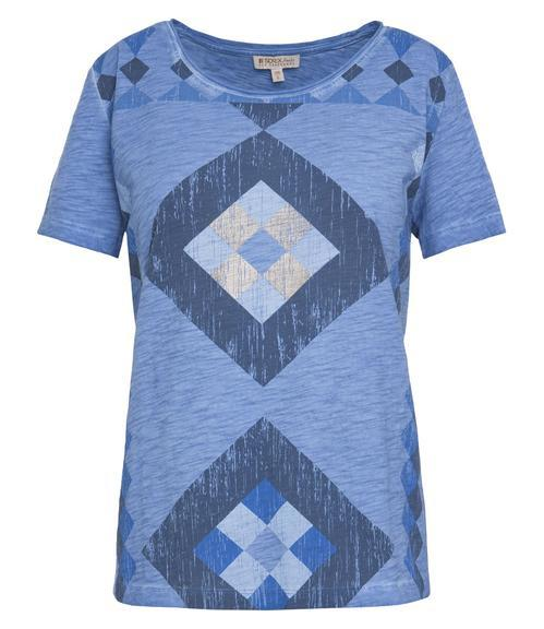 tričko STO-1804-3267 blue lavender|S - 3