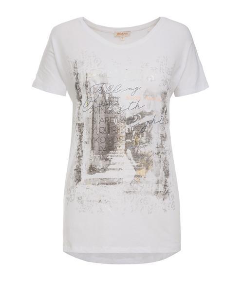 tričko STO-1804-3269 optic white|XS - 3
