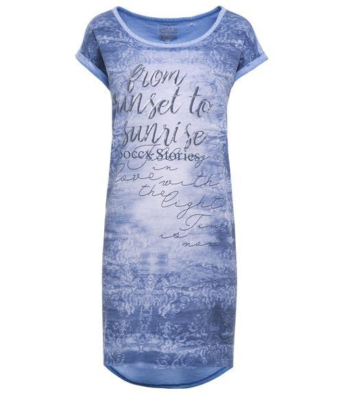 šaty STO-1804-7277 blue lavender|M - 3