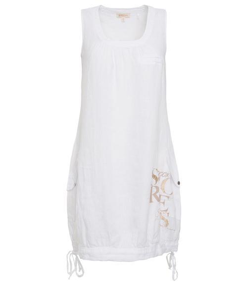 šaty STO-1804-7278 optic white|XL - 3