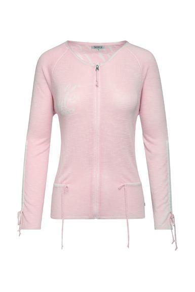 Cardigan STO-1912-4524 Pale Rose|M - 3