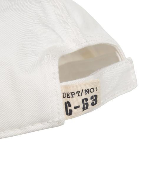 kšiltovka CCB-1804-8402-2 ivory|UNI - 3