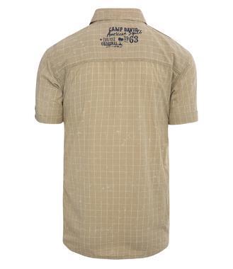 shirt 1/2 chec CCG-1904-5412 - 3/3