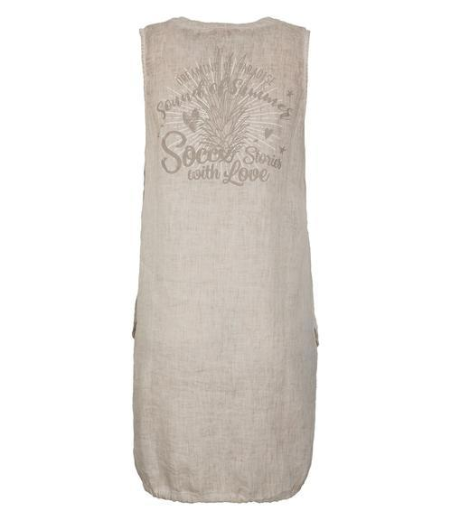 Šaty STO-1904-7594 blush sand|L - 3
