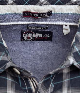 shirt 1/2 chec CCB-1804-5421 - 3/5
