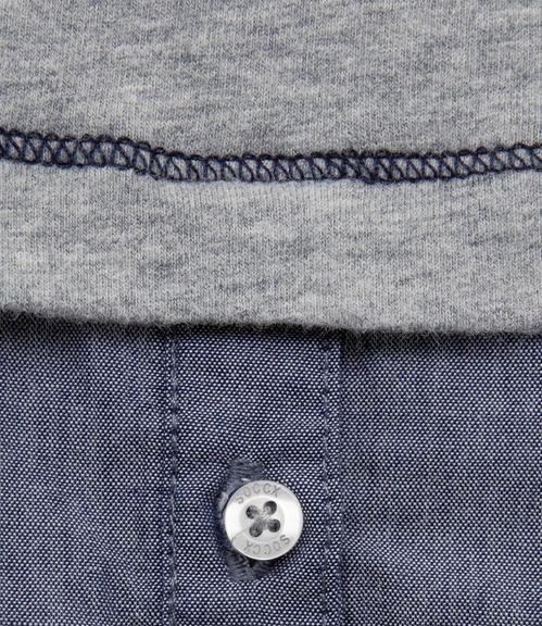 Tričko SPI-1710-3637 grey melange|XL - 3