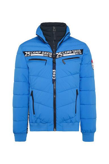 Bunda CB2155-2238-66 neon blue XL - 3