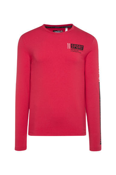 Tričko CCB-2008-3299 Bright Red|XXL - 3