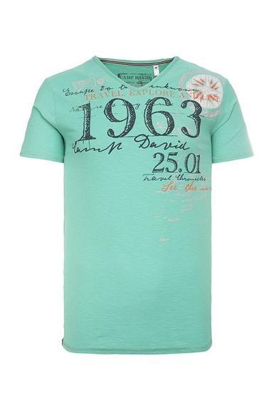 Tričko CCG-1907-3795 sea green|M - 3