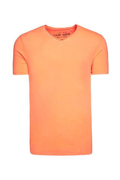 Tričko CCU-2000-3964 neon orange L - 3