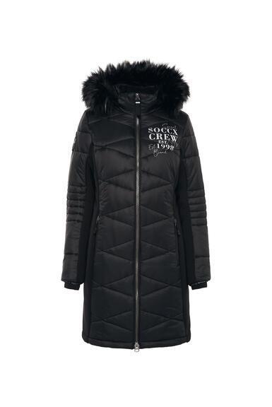 Kabát SP2155-2299-32 black|M - 3