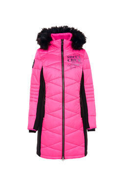 coat with hood SP2155-2299-31 - 3/7
