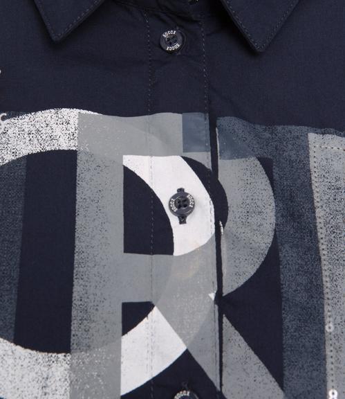 košile 1/1 SPI-1807-5680 navy bay|XXL - 3