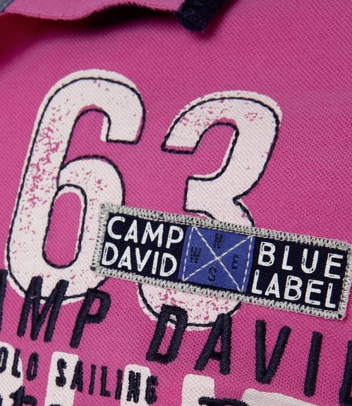 polotričko CCB-1901-3087 deep pink|M - 4