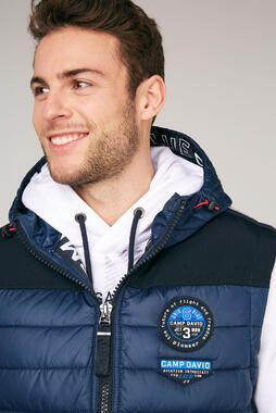 vest with hood CCB-2100-2658 - 4/7