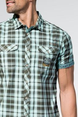 shirt 1/2 chec CCG-1907-5803 - 4/5