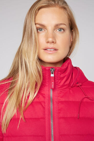Kabát SP2155-2305-42 cool red|XS - 4