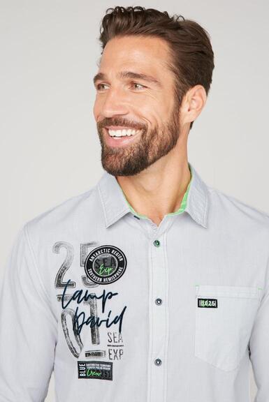 Košile CB2108-5207-11 opticwhite|XXL - 4