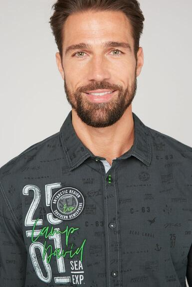 Košile CB2108-5216-11 black|XXL - 4