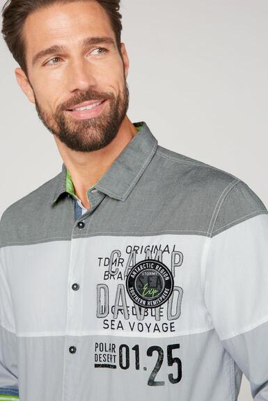Košile CB2108-5217-11 anthra|M - 4