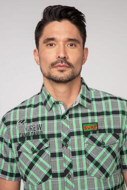 shirt 1/2 chec CCB-2102-5781 - 4/7